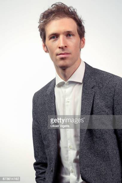 Filmmaker Daryl Wein is photographed for Self Assignment on September 2 2017 in Deauville France