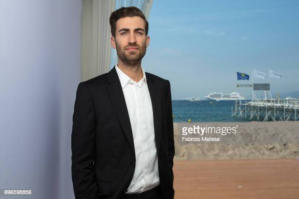 Filmmaker Dave McCary is photographed for the Hollywood Reporter on May 25 2017 in Cannes France