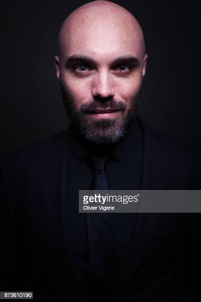 Filmmaker David Lowery is photographed for Self Assignment on September 2 2017 in Deauville France