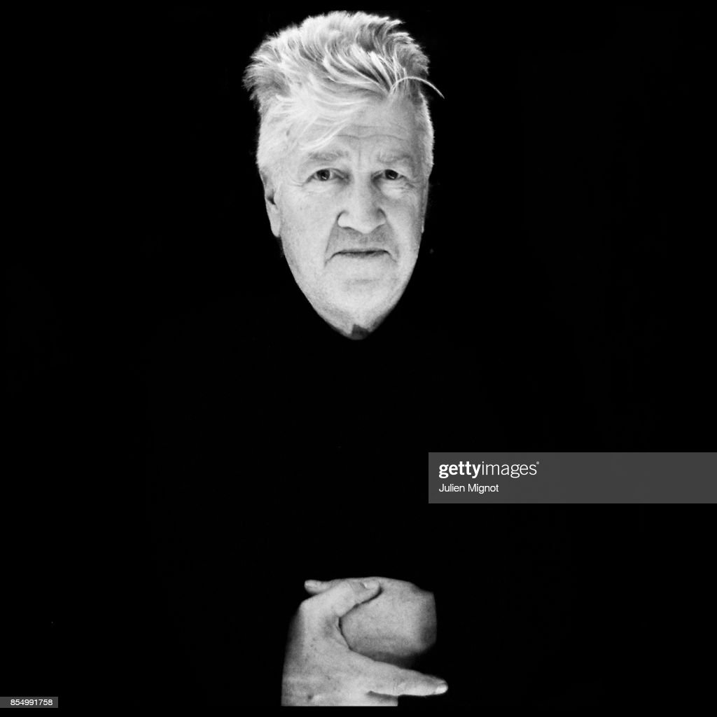 Filmmaker David Lynch is photographed for Self Assignment on November 1, 2012 in Paris, France.