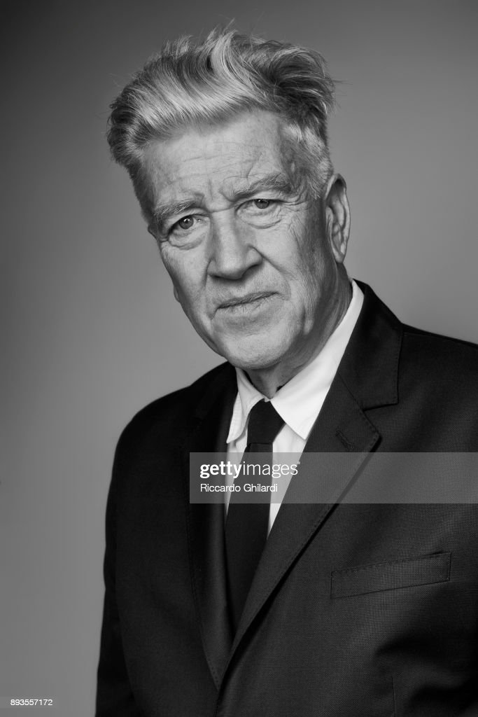 Filmmaker David Lynch poses for a portrait during the 12th Rome Film Festival on November, 2017 in Rome, Italy. (Photo by Riccardo Ghilardi/Contour by Getty Images).
