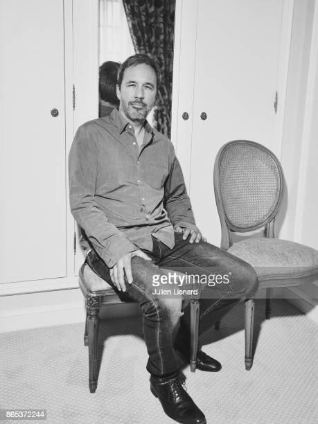 Filmmaker Denis Villeneuve is photographed for Self Assignment on September 2017 in Paris France