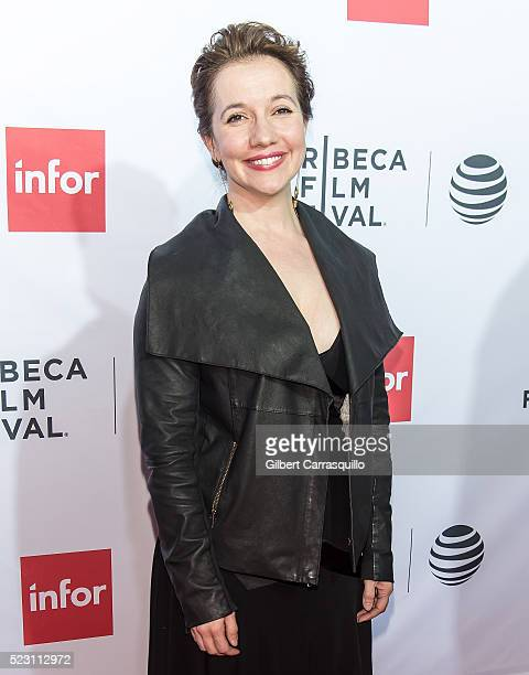 Filmmaker Domenica CameronScorsese attends 'Taxi Driver' 40th Anniversary Celebration during 2016 Tribeca Film Festival at The Beacon Theatre on...