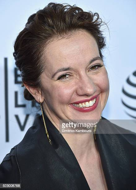 Filmmaker Domenica CameronScorsese attends the 'Taxi Driver' 40th Anniversary Celebration during the 2016 Tribeca Film Festival at The Beacon Theatre...
