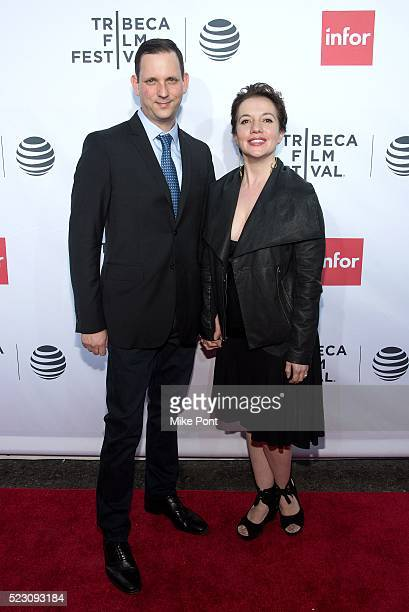 Filmmaker Domenica CameronScorsese attends the Taxi Driver 40th Anniversary Screening during the 2016 Tribeca Film Festival at Beacon Theatre on...