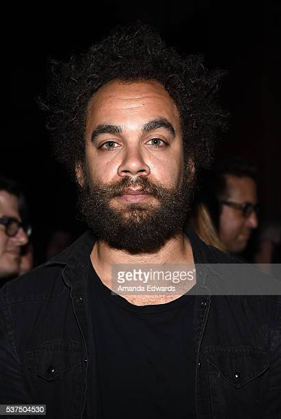"""Filmmaker Donari Braxton attends the after party for the premiere of """"Lowriders"""" during opening night of the 2016 Los Angeles Film Festival at Beso..."""