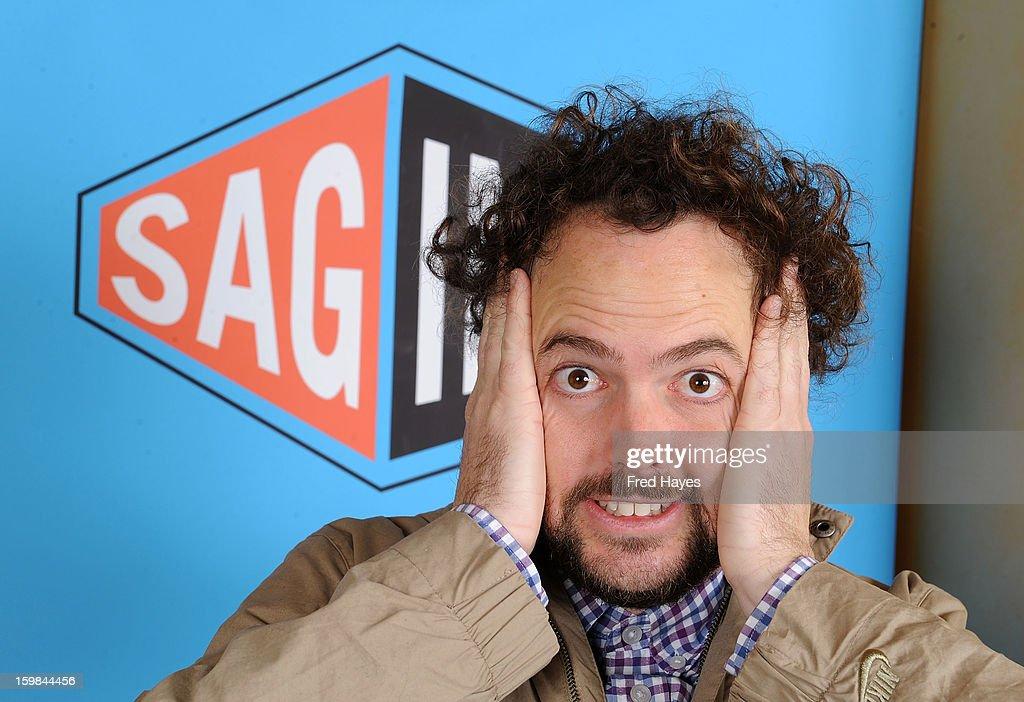 Filmmaker Drake Doremus attends the SAGIndie Brunch at Cafe Terigo on January 21, 2013 in Park City, Utah.