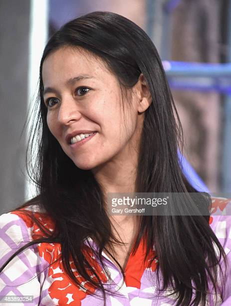 "Filmmaker E. Chai Vasarhelyi attends AOL Build Presents: ""MERU"" at AOL Studios In New York on August 13, 2015 in New York City."