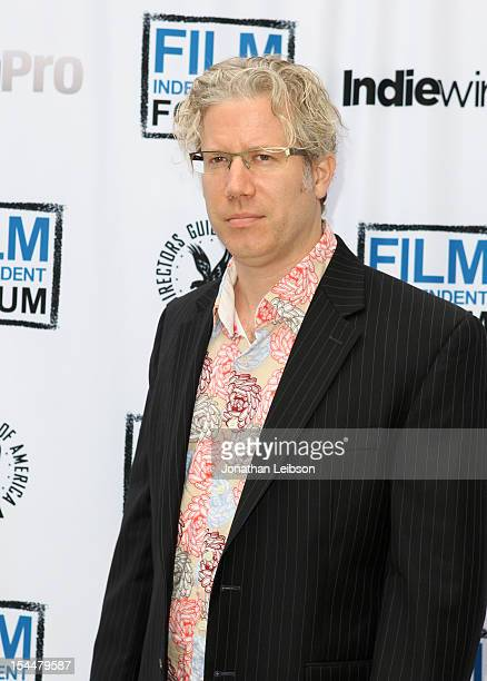 Filmmaker Eddie Schmidt attends the Film Independent Film Forum at Directors Guild of America on October 20 2012 in Los Angeles California