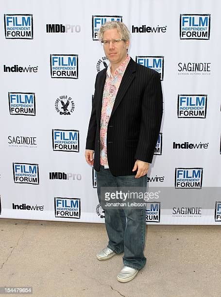 Filmmaker Eddie Schmidt attends the Film Independent Film Forum at Directors Guild of America on October 20 2012 in Los Angeles California
