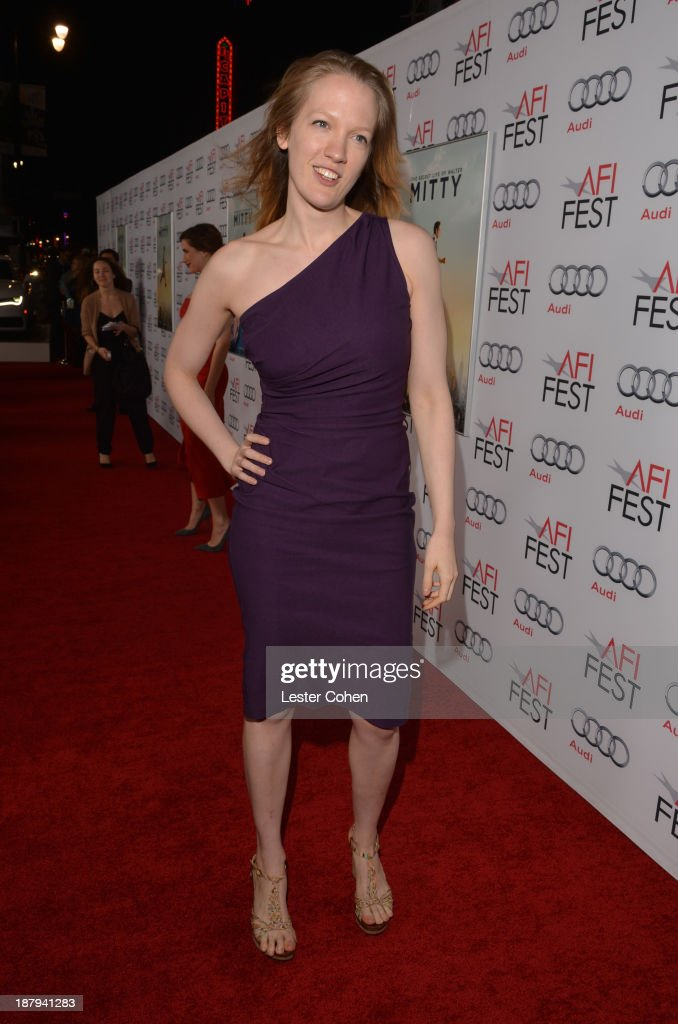 """AFI FEST 2013 Presented By Audi - """"The Secret Life Of Walter Mitty"""" Premiere - Red Carpet : News Photo"""