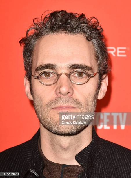 Filmmaker Eric Daniel Metzgar attends the 'Crime And Punishment' Premiere during the 2018 Sundance Film Festival at The Ray on January 19 2018 in...