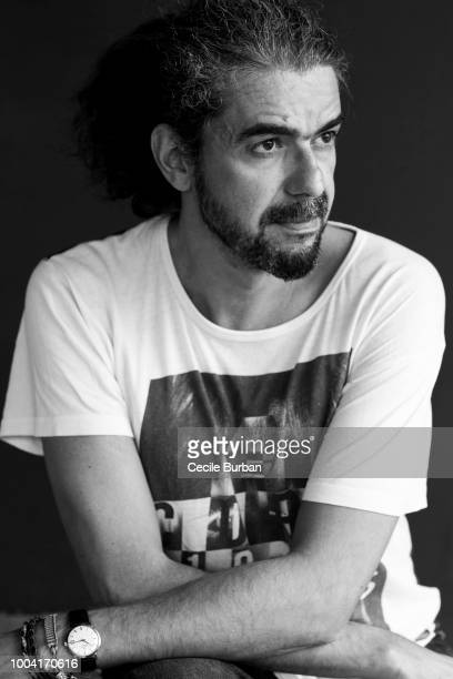 Filmmaker Fernando Leon de Aranoa is photographed for Self Assignment on May 2015 in Cannes France