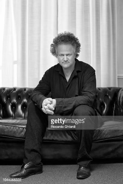 Filmmaker Florian Henckel von Donnersmarck is photographed for Self Assignment on September 2018 in Venice Italy