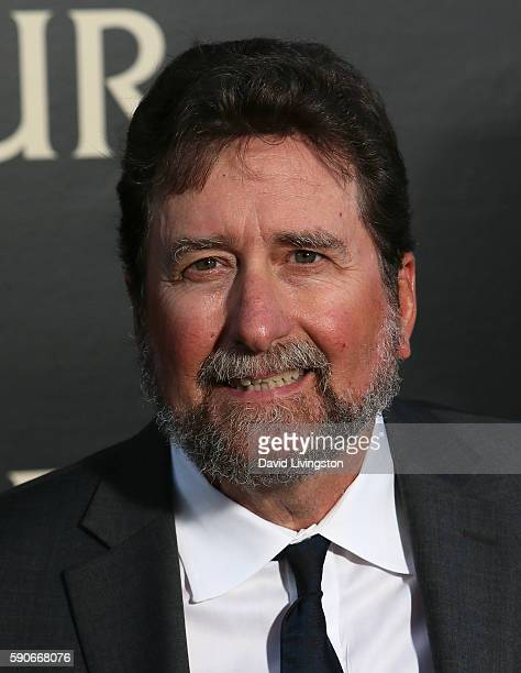 Filmmaker Fraser C Heston attends the premiere of Paramount Pictures' BenHur at the TCL Chinese Theatre IMAX on August 16 2016 in Hollywood California