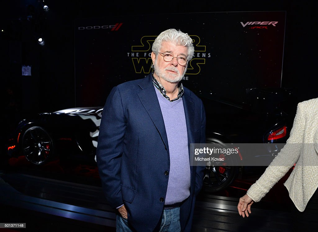 """""""Star Wars: The Force Awakens"""" Hollywood Premiere Sponsored By Dodge : News Photo"""