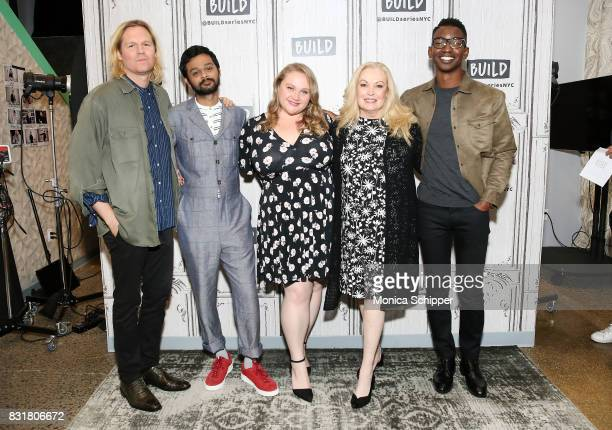 Filmmaker Geremy Jasper and actors Siddharth Dhananjay Danielle Macdonald Cathy Moriarty and Mamoudou Athie visit Build Series to discuss the movie...