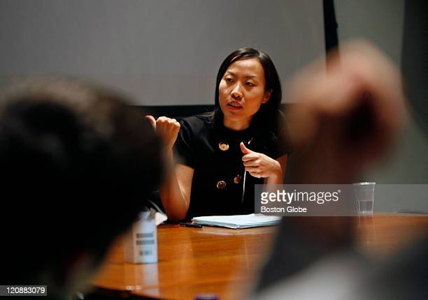 "Filmmaker Gina Kim has had her film ""Never Forever"" shown at the Sundance Film Festival. She also teaches a personal documentary class at Harvard..."