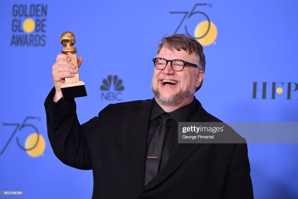 75th Annual Golden Globe Awards - Press Room