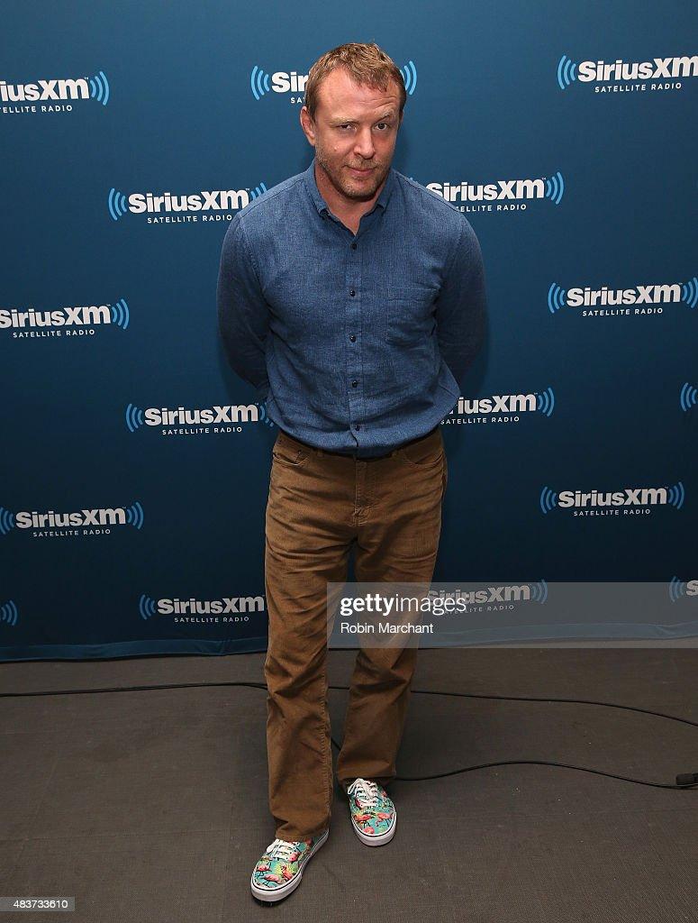 Celebrities Visit SiriusXM Studios - August 12, 2015