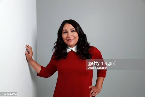 Filmmaker Haifaa alMansour is photographed for Los Angeles Times on August 12 2018 in Los Angeles California PUBLISHED IMAGE CREDIT MUST READ Allen J...