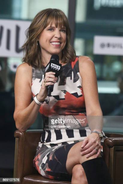 Filmmaker Hannah Storm attends Build to discuss Danica at Build Studio on November 1 2017 in New York City