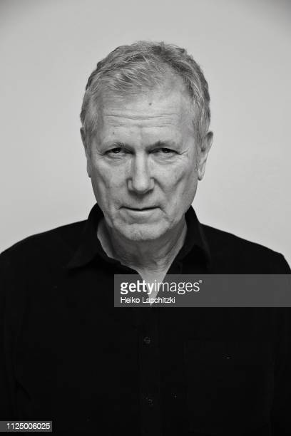 Filmmaker Hans Petter Moland poses for a portrait during the 69th Berlinale International Film Festival on February 10 2019 in Berlin Germany