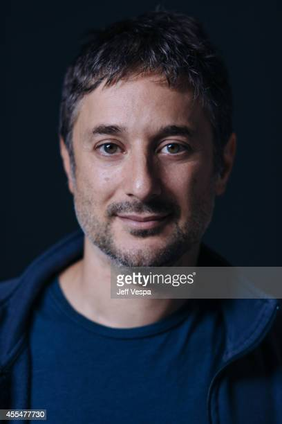 Filmmaker Harmony Korine is photographed for a Portrait Session at the 2014 Toronto Film Festival on September 4 2014 in Toronto Ontario