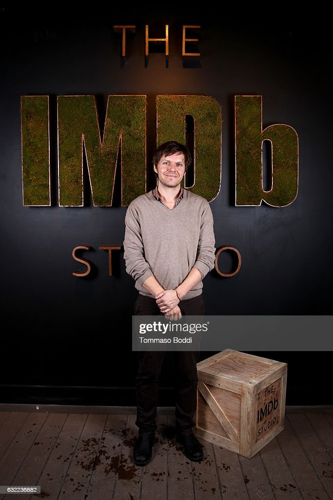 Filmmaker James Strouse of 'The Incredible Jessica James' attends The IMDb Studio featuring the Filmmaker Discovery Lounge, presented by Amazon Video Direct: Day One during The 2017 Sundance Film Festival on January 20, 2017 in Park City, Utah.