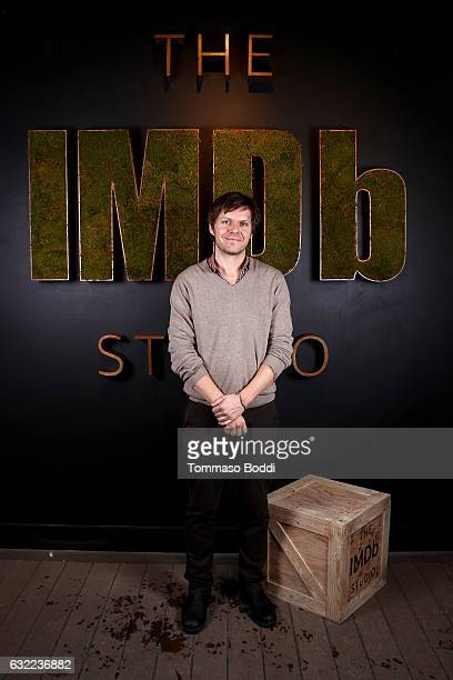 Filmmaker James Strouse of The Incredible Jessica James attends The IMDb Studio featuring the Filmmaker Discovery Lounge presented by Amazon Video...