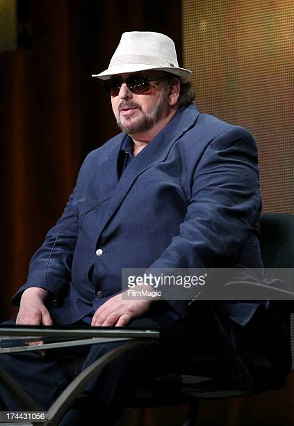 Filmmaker James Toback speaks onstage at the 'Seduced and Abandoned' panel discussion during the HBO portion of the 2013 Summer Television Critics...
