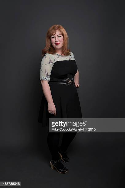 Filmmaker Jeanie Finlay is photographed for Variety at the Tribeca Film Festival on April 16 2015 in New York City