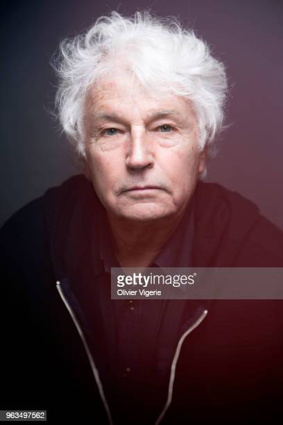 Filmmaker Jean-Jacques Annaud is photographed for Self Assignment, on April, 2018 in Cannes, France. . .
