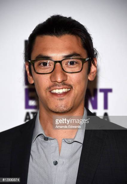 Filmmaker Jeff Orlowski attends the Film Independent at LACMA Special Screening and QA of 'Chasing Coral' at the Bing Theatre at LACMA on July 10...