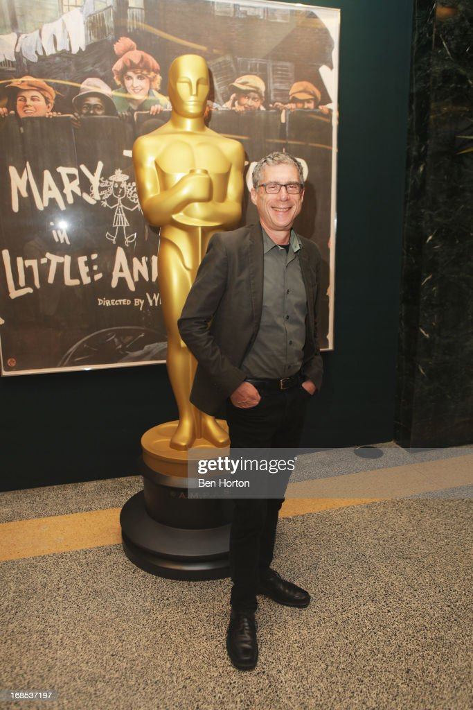 Filmmaker Jeffrey Friedman attends the Academy of Motion Picture Arts and Sciences' special screening and discussion of Shirley Clarke's 'Portrait Of Jason' at Pickford Center for Motion Study on May 10, 2013 in Hollywood, California.