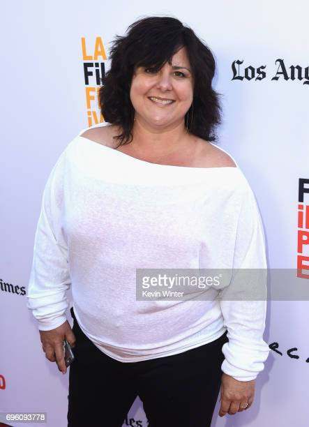 """Filmmaker Jennifer Arnold attends the opening night premiere of Focus Features' """"The Book of Henry"""" during the 2017 Los Angeles Film Festival at..."""