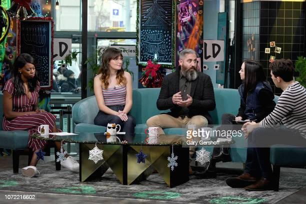 Filmmaker Jeremy Corbell visits Build Brunch with hosts Britanny JonesCooper Shannon Coffey Ali Kolbert and Lukas Thimm to discuss the film 'Bob...