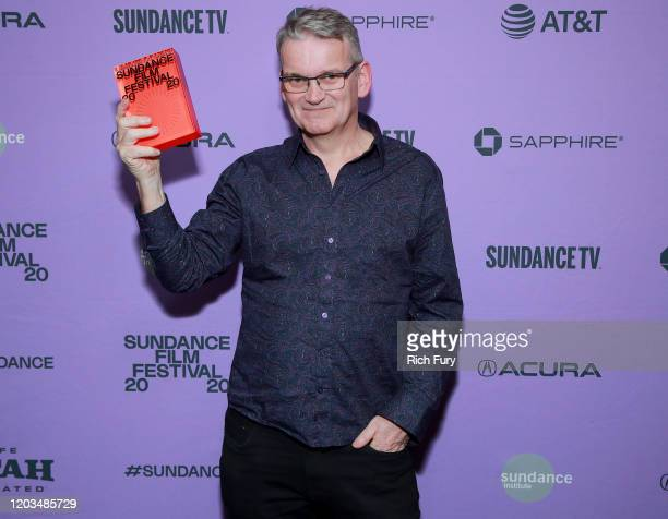 Filmmaker Jerry Rothwell attends the 2020 Sundance Film Festival Awards Night Ceremony at Basin Recreation Field House on February 01 2020 in Park...