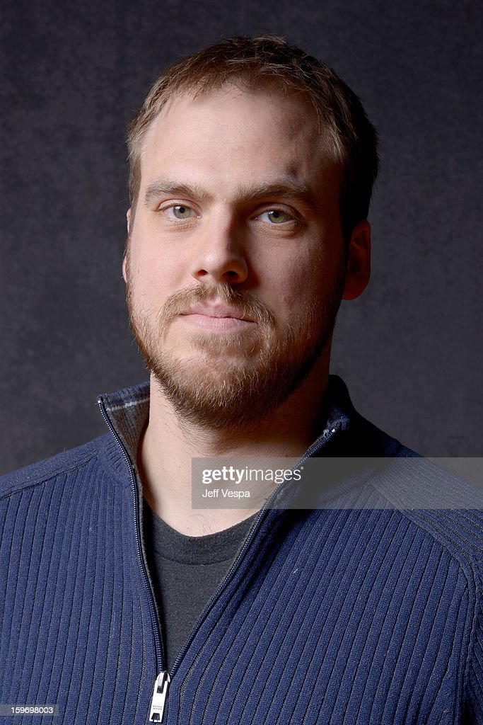 Filmmaker Jim Mickle poses for a portrait during the 2013 Sundance Film Festival at the WireImage Portrait Studio at Village At The Lift on January 18, 2013 in Park City, Utah.