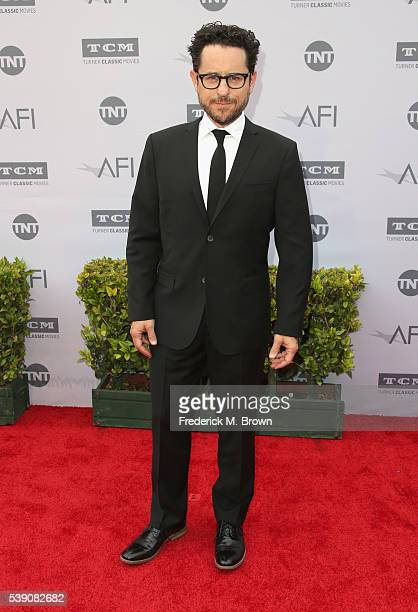 Filmmaker J.J. Abrams arrives at the American Film Institute's 44th Life Achievement Award Gala Tribute to John Williams at Dolby Theatre on June 9,...