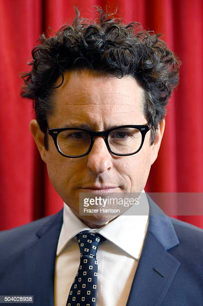 Filmmaker JJ Abrams attends the 16th Annual AFI Awards at Four Seasons Hotel Los Angeles at Beverly Hills on January 8 2016 in Beverly Hills...