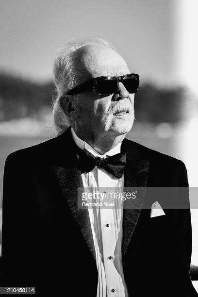 Filmmaker John Carpenter poses for a portrait on May 15 2019 in Cannes France
