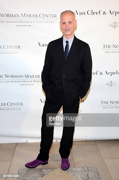 Filmmaker John Waters at the Sixth Annual Norman Mailer Center and Writers Colony Benefit Gala Honoring Don DeLillo Billy Collins and Katrina vanden...