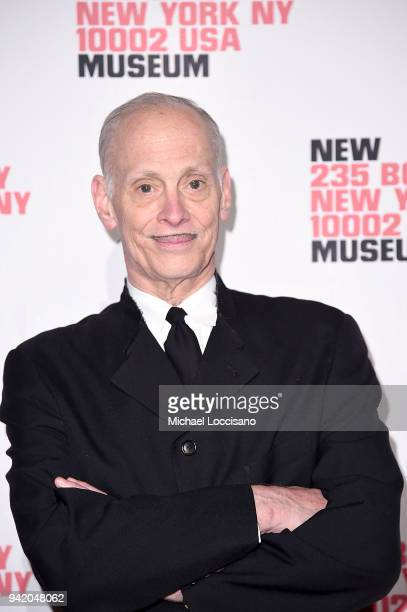 Filmmaker John Waters attends the New Museum 2018 Spring Gala at Cipriani Wall Street on April 4 2018 in New York City