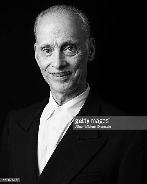 Filmmaker John Waters is photographed for Wall Street Journal on January 5 2015 in New York City