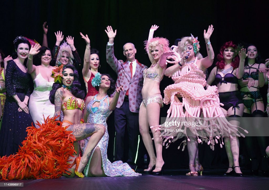NV: John Waters Hosts The Viva Las Vegas Rockabilly Weekend's Burlesque Showcase