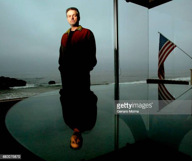 Filmmaker Jonathan Demme is photographed for Los Angeles Times on July 23 2004 in Malibu California PUBLISHED IMAGE CREDIT MUST READ Genaro...