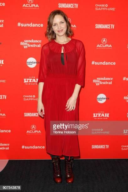Filmmaker Jordana Spiro attends the Night Comes On Premiere during 2018 Sundance Film Festival at The Ray on January 19 2018 in Park City Utah