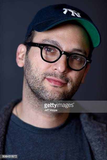 Filmmaker Josh Fox from the film 'How to Let Go of the World and Love All the Things Climate Can't Change' poses for a portrait during the WireImage...