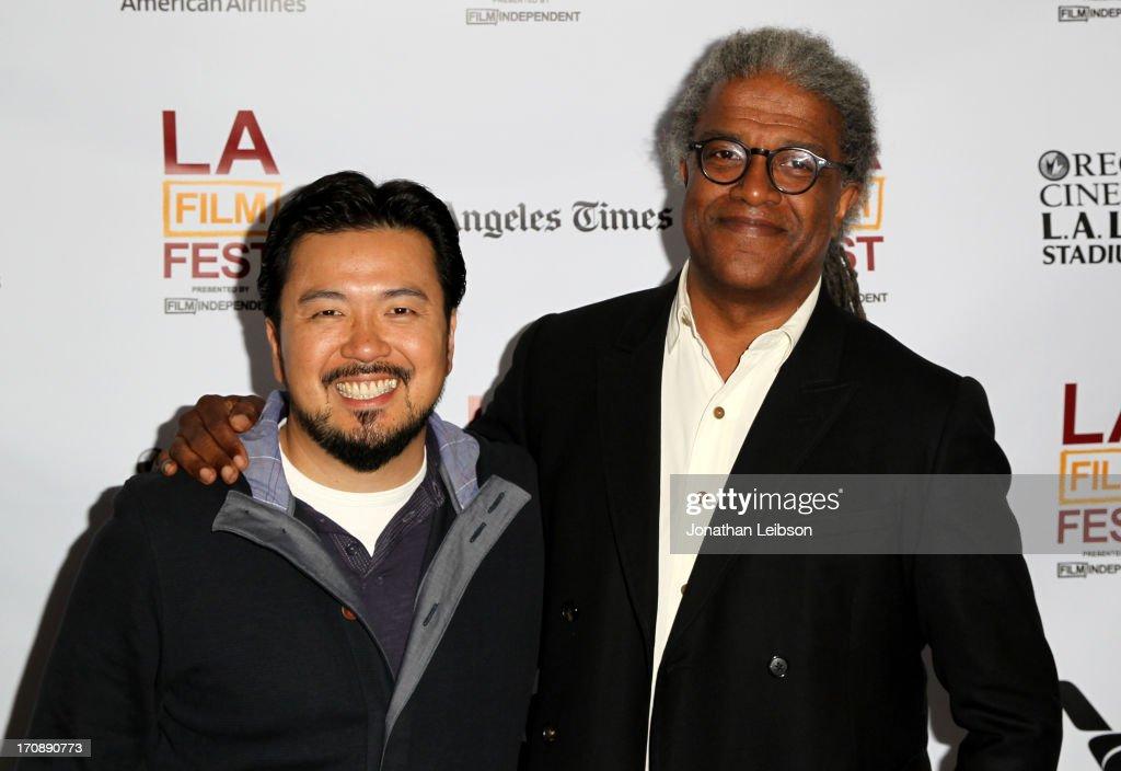 2013 Los Angeles Film Festival - KCRW's The Treatment At LAFF
